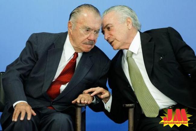 José Sarney nega veto nomeação de Pedro Fernandes