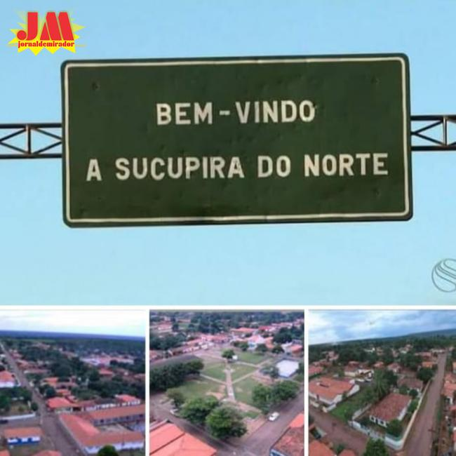 Sucupira do Norte Maranhão fonte: www.jornaldemirador.com.br