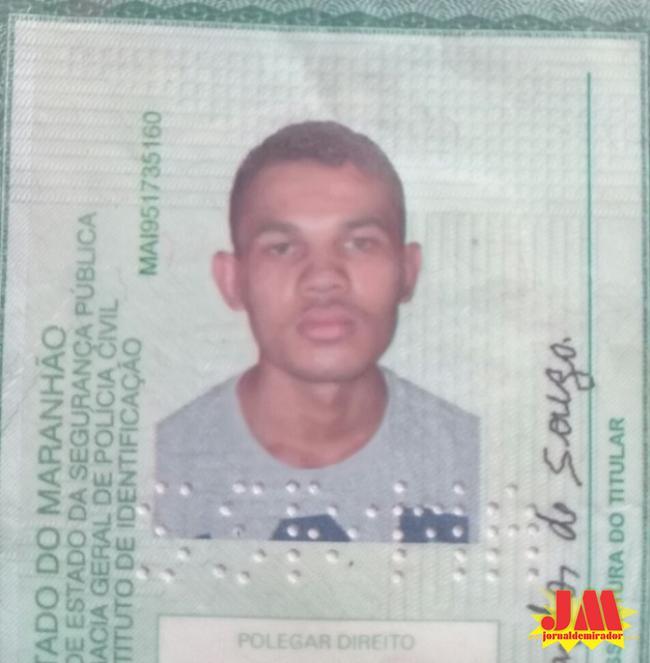 Corpo de Ecim desaparece misteriosamente no Rio Itapecuru