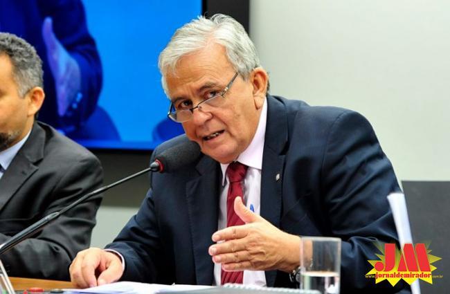 Pedro Fernandes no Ministério do Trabalho