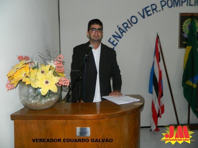Câmara de vereadores de Mirador