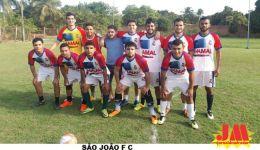 Campeonato de futebol de Mirador em São Luis