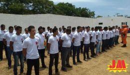 Curso Formação de Brigadas em Mirador