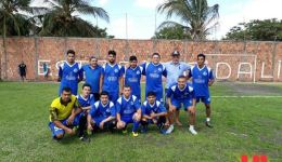 Futebol em Mirador e em São Luis