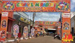 Acaboooou o carnaval de Mirador