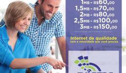 Internet em Mirador MA com a Prisma Telecomunicaçoes