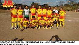 VII Copa União de Futebol do Médio Sertão