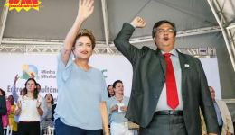 Dilma Pode ser  candidata a senadora no Maranhão