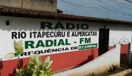 RADIAL FM 87,9 MHz - MIRADOR - MARANHÃO