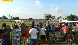 Copa União de Futebol: Mirador desclassificado