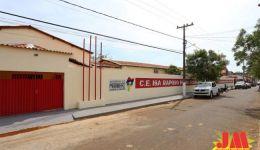Governador Flavio Dino inaugua reforma de escola e Farol da Educação