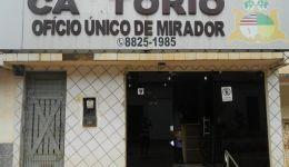 Cartório Ofício Único de Mirador - Ma