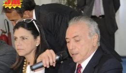 Roseana Sarney e Michel Temer